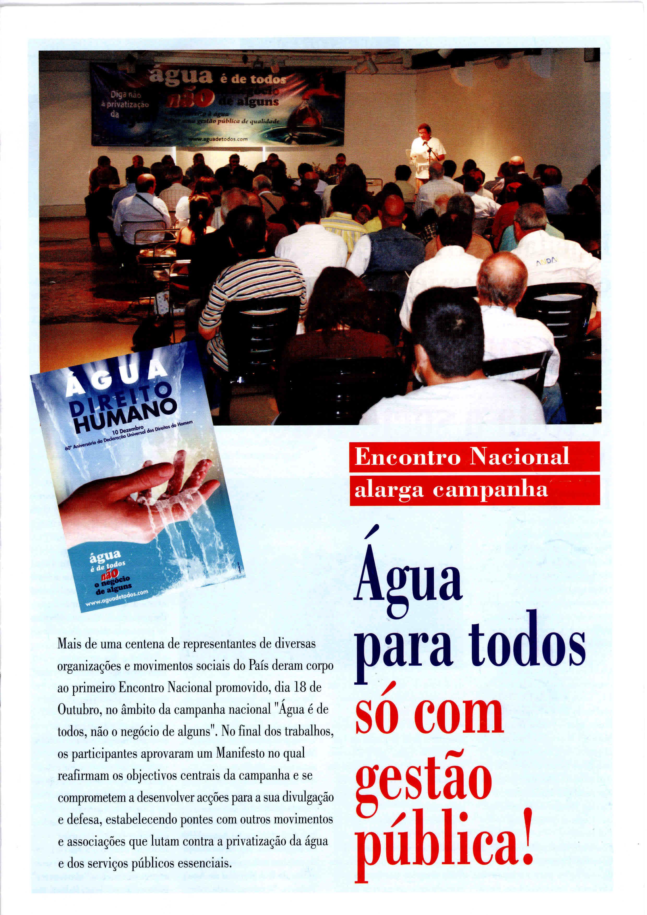 Copy of Água para todos
