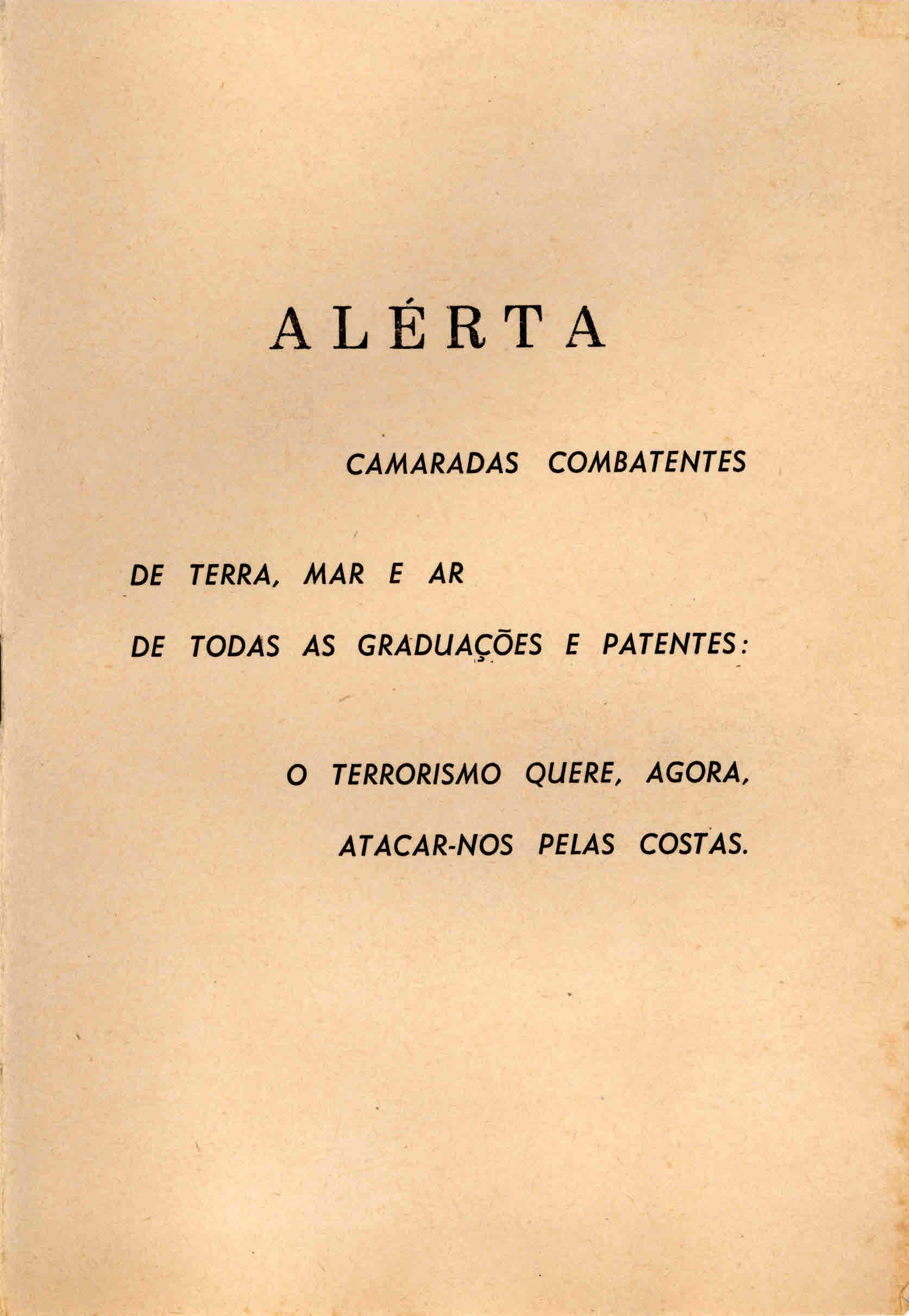 Copy of Alerta