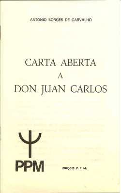 Copy of Carta aberta a Don Juan Carlos