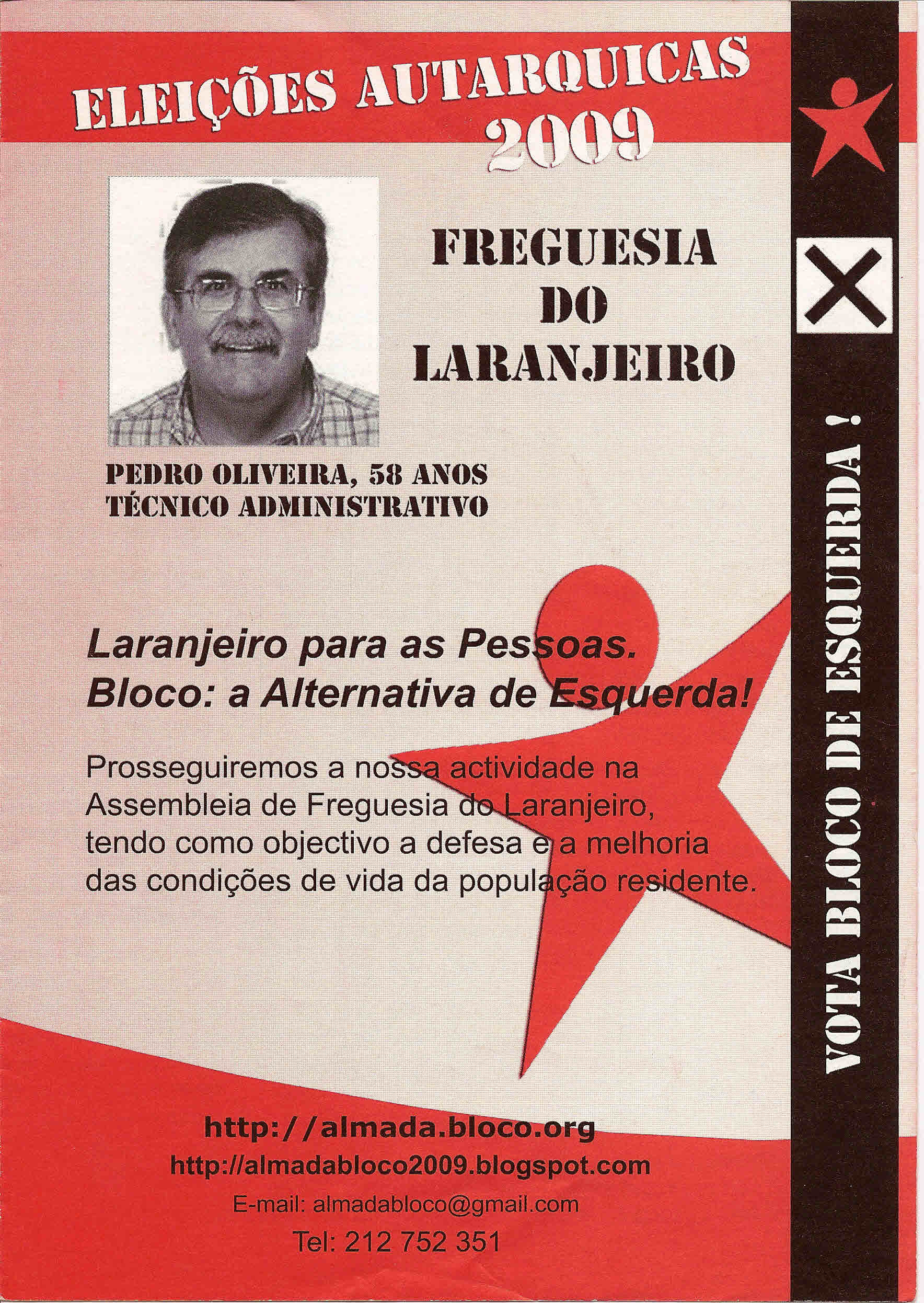 Copy of BE – AF Laranjeiro- Almada