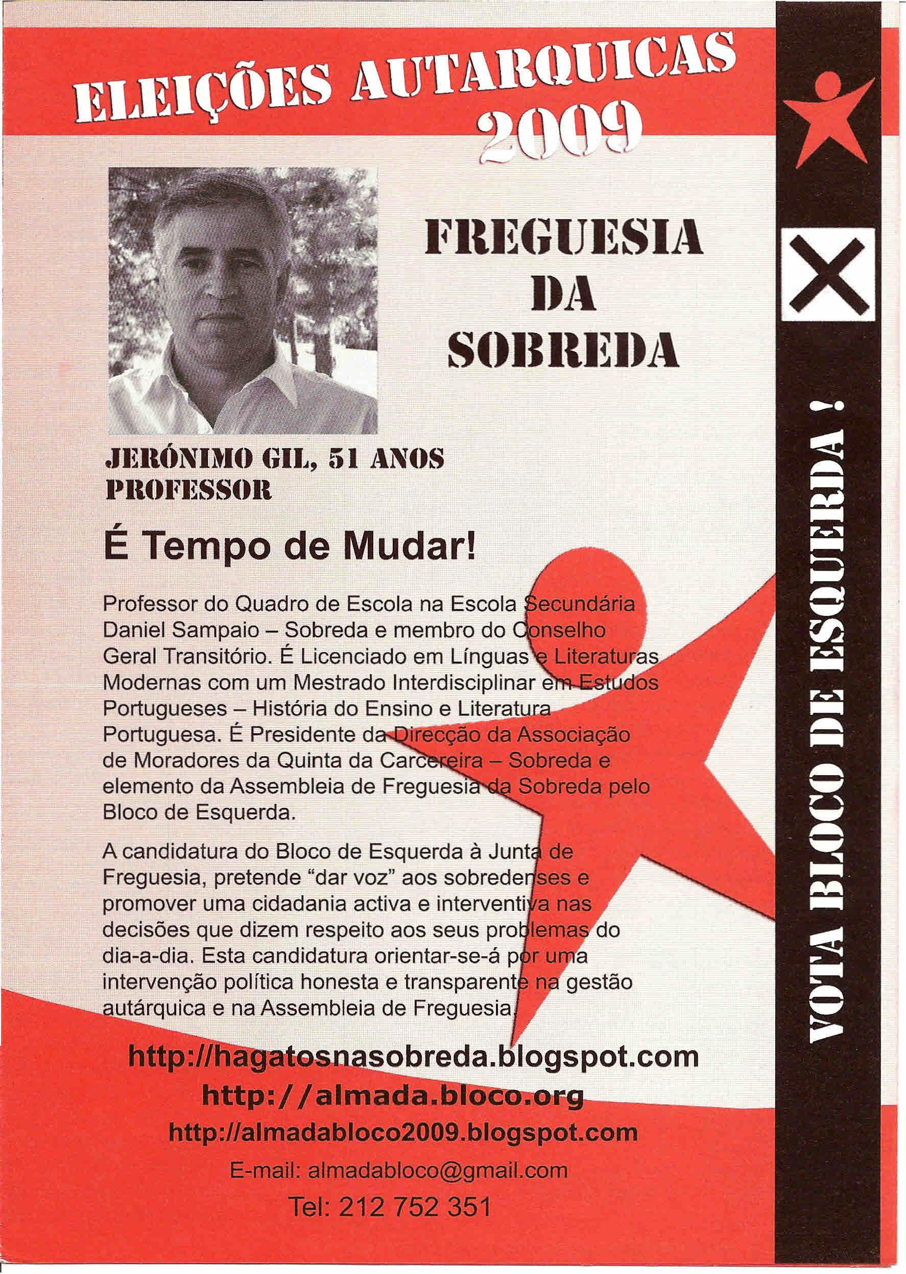 Copy of BE – AF Sobreda- Almada