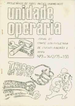 Copy of Unidade Operária - 3 - Fevereiro 1975