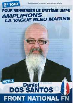 Votez Daniel dos Santos
