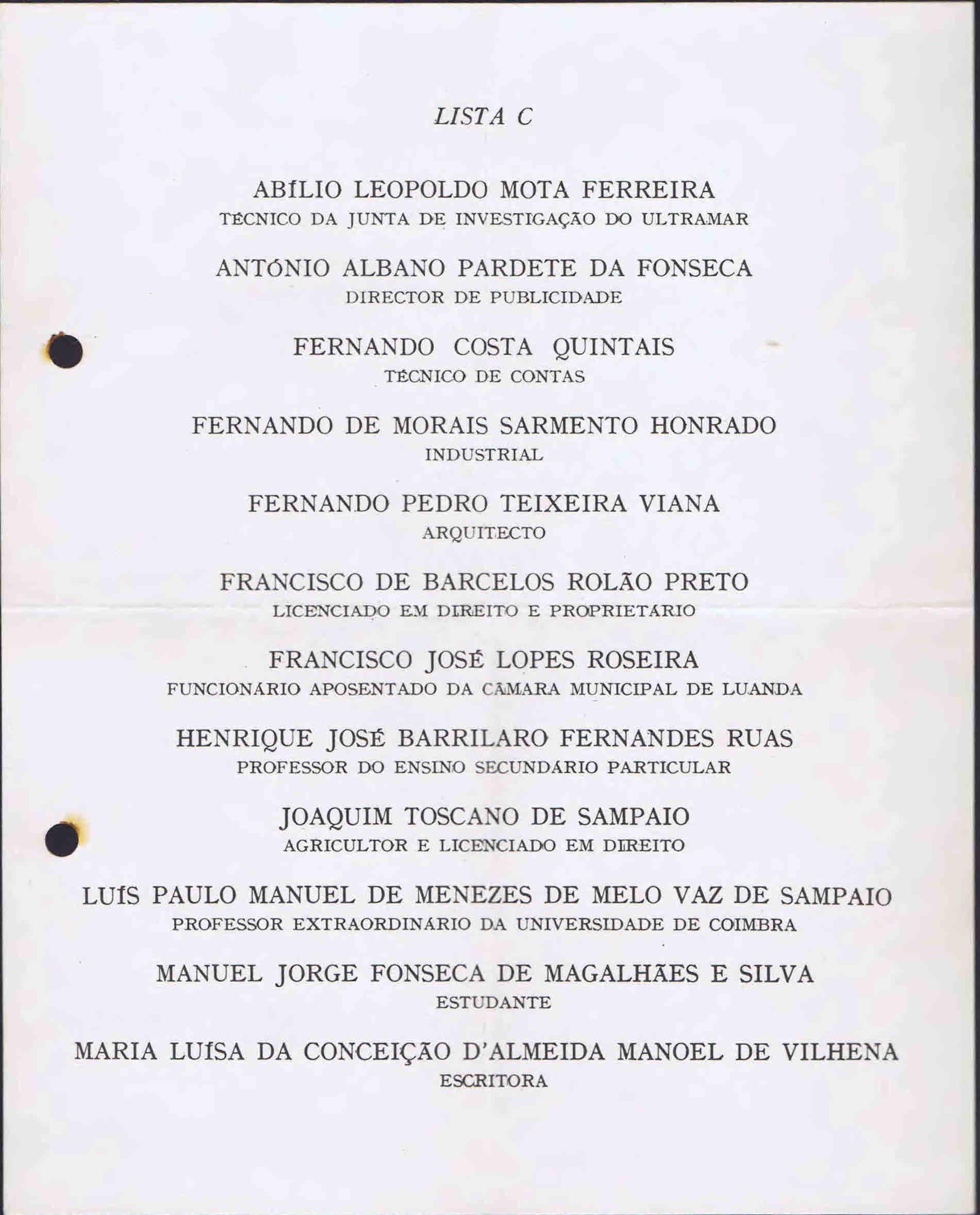 Eleies legislativas de 1969 boletins de voto ephemera eleies legislativas de 1969 boletins de voto ephemera biblioteca e arquivo de jos pacheco pereira stopboris Images