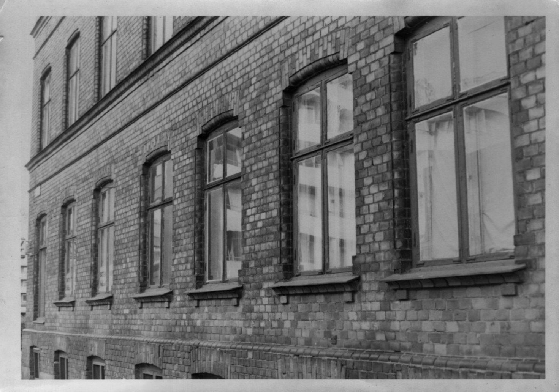 Tipografia Malmö 002 Fachada Bangatan 8 1974