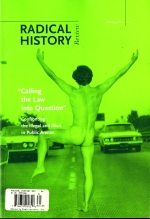 radical history review, spring 2012 113