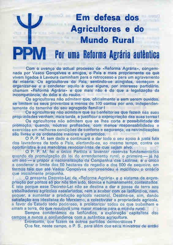 PPM_PORumaREFORMA_AGRARIA_AUTENTICA