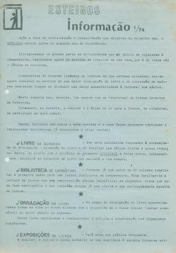 ESTEIROS_INFORMAÇAO_JAN74_BR