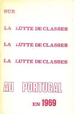 SurLaLutteDeClasseAuPortugal1969