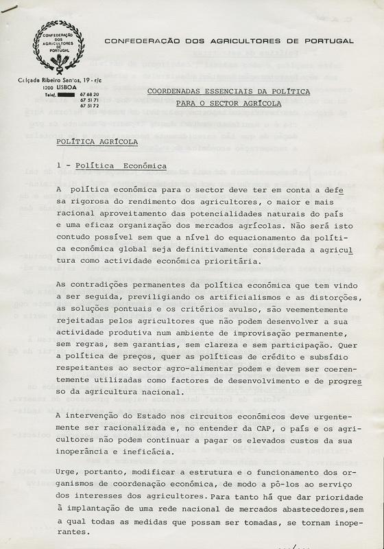 CAP_COORDENADAS_ESSENCIAISdaPOLITICA_PARAoSECTOR_AGRICOLA