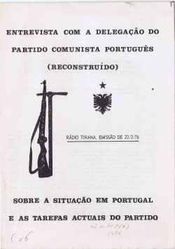 acfb78dd4e4 PCP(R) – 1976 – EPHEMERA – Biblioteca e arquivo de José Pacheco Pereira