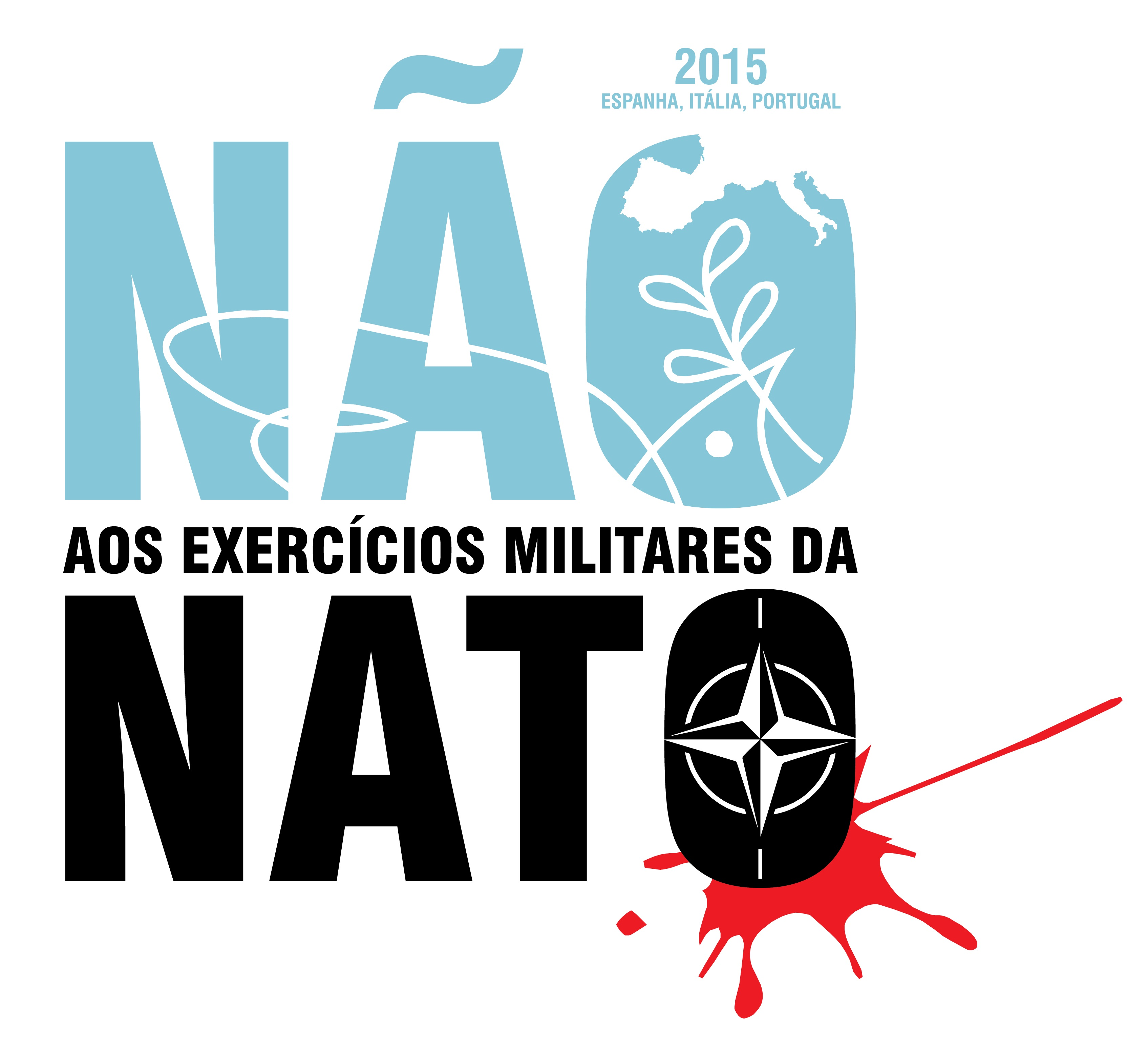 logo manobras NATO