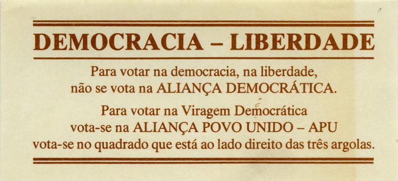 APU_DEMOCRACIA_LIBERDADE_panfleto