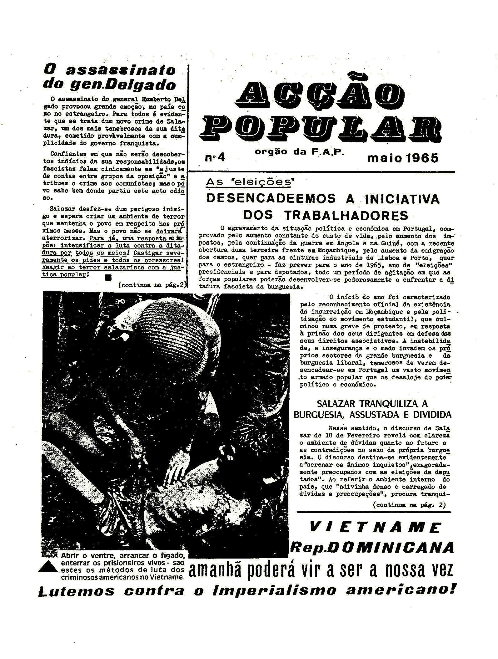Copy of Acção Popular n. 4