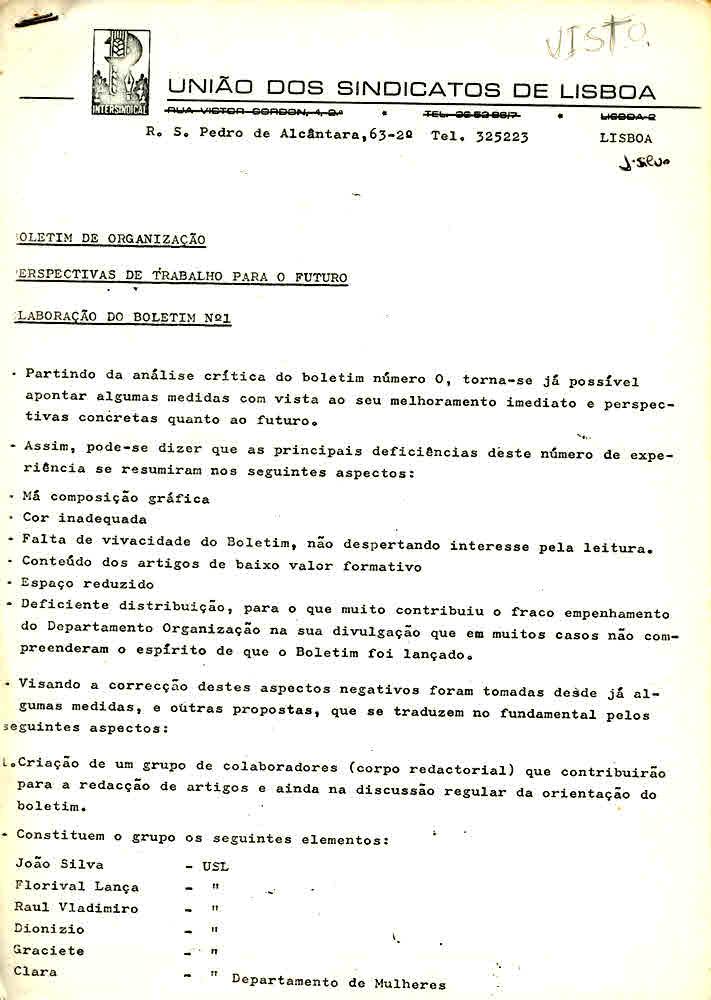 USL_BOLETIMdeORGANIZAÇAO_PERSPECTIVASdeTRABALHO_PARAoFUTURO_ELABORAÇAOdoBOLETIM_N1