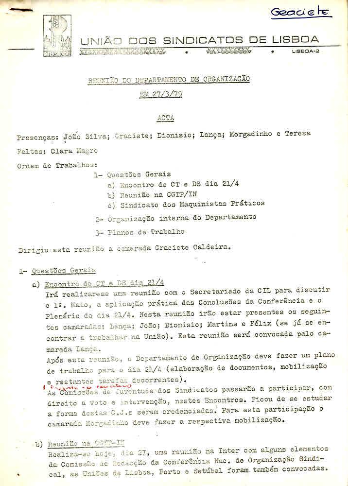 USL_REUNIAOdoDEPARTAMENTOdeORGANIZAÇAOem27MAR979_ACTA