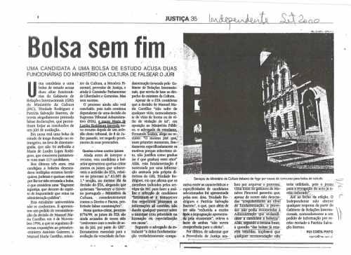 "1984b95c08 GRUPO ""LIBERDADE PARA MARIA DE LURDES "" – EPHEMERA – Biblioteca e ..."