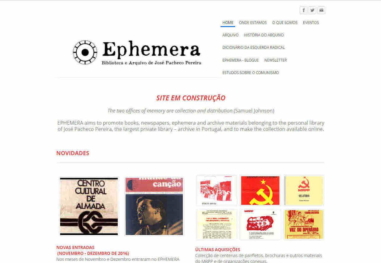 024547110de EPHEMERA – NOTÍCIAS DA SEMANA (DE 5 A 11 DE DEZEMBRO DE 2016) – EPHEMERA –  Biblioteca e arquivo de José Pacheco Pereira