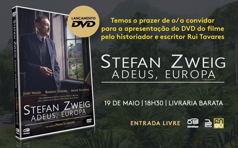 convite_STEFAN ZWEIG